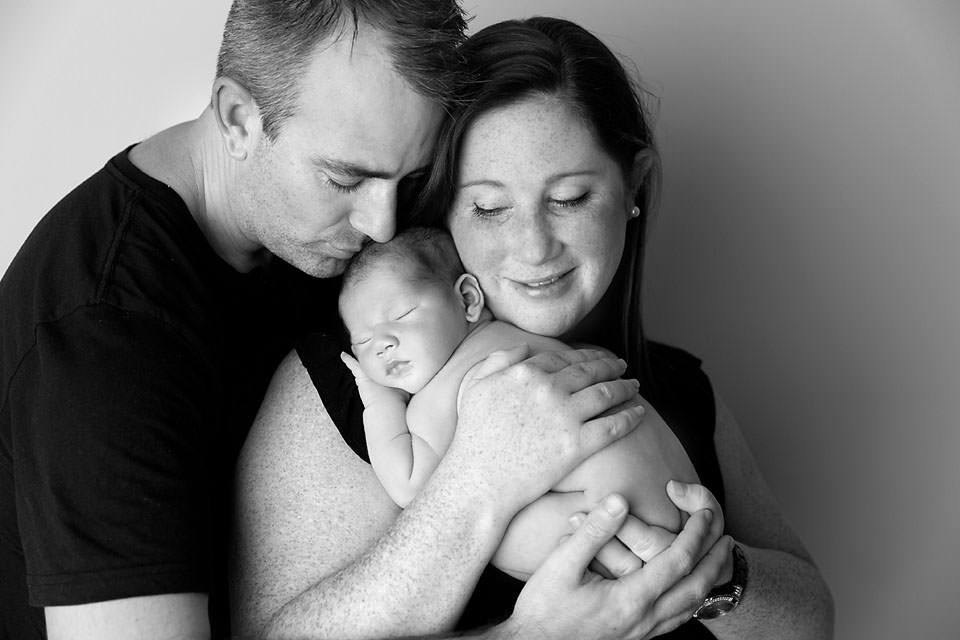Beautiful Brisbane Newborn Photography