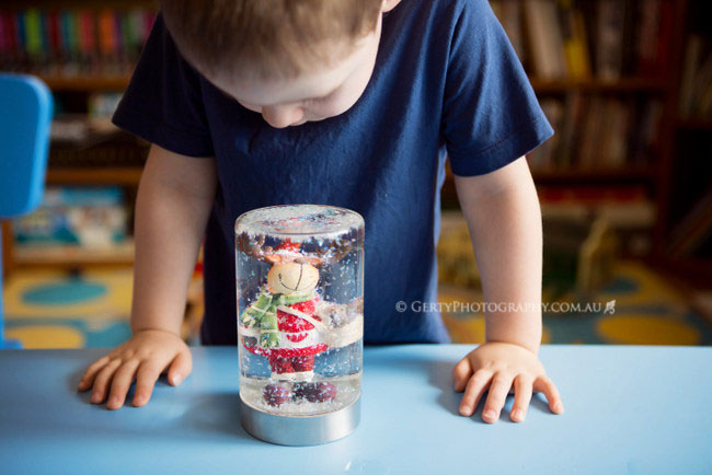 Christmas Craft - Make A Snow Globe (1)