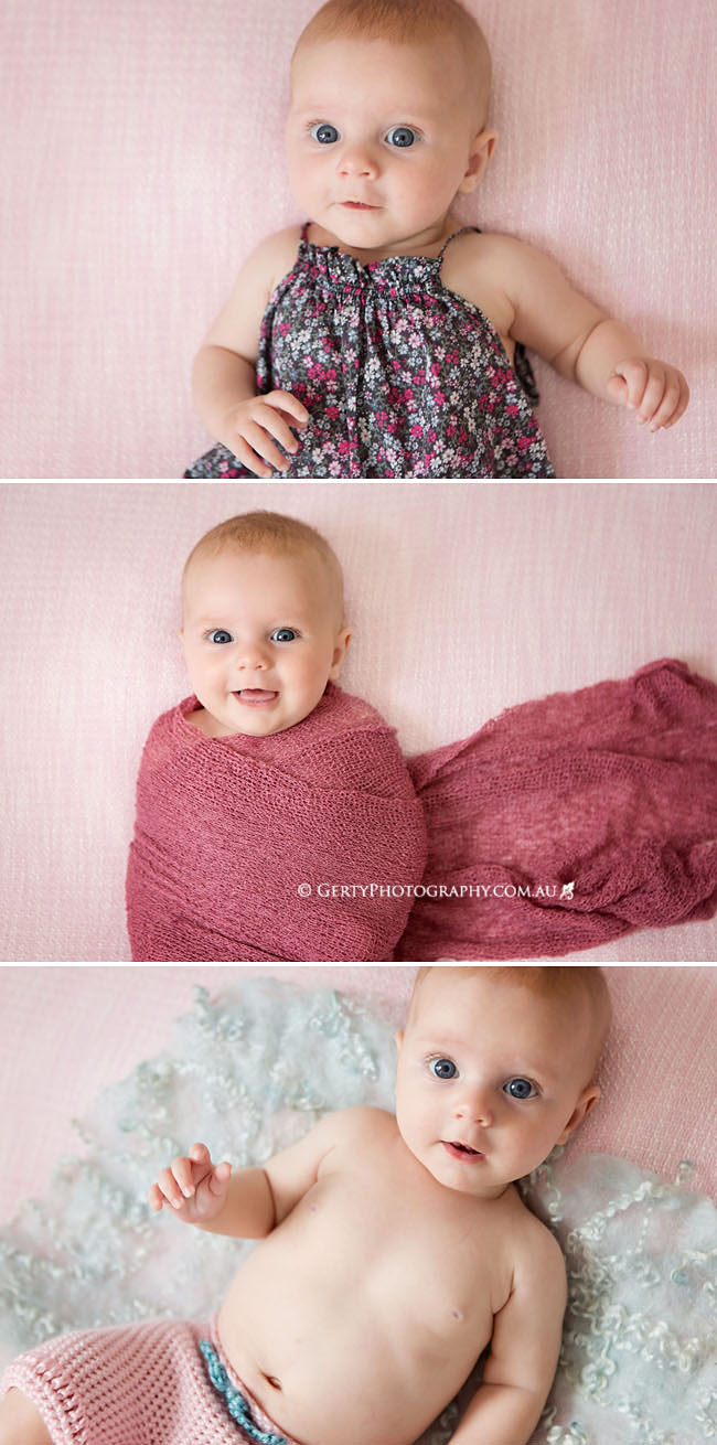 Beautiful baby photography Brisbane southside