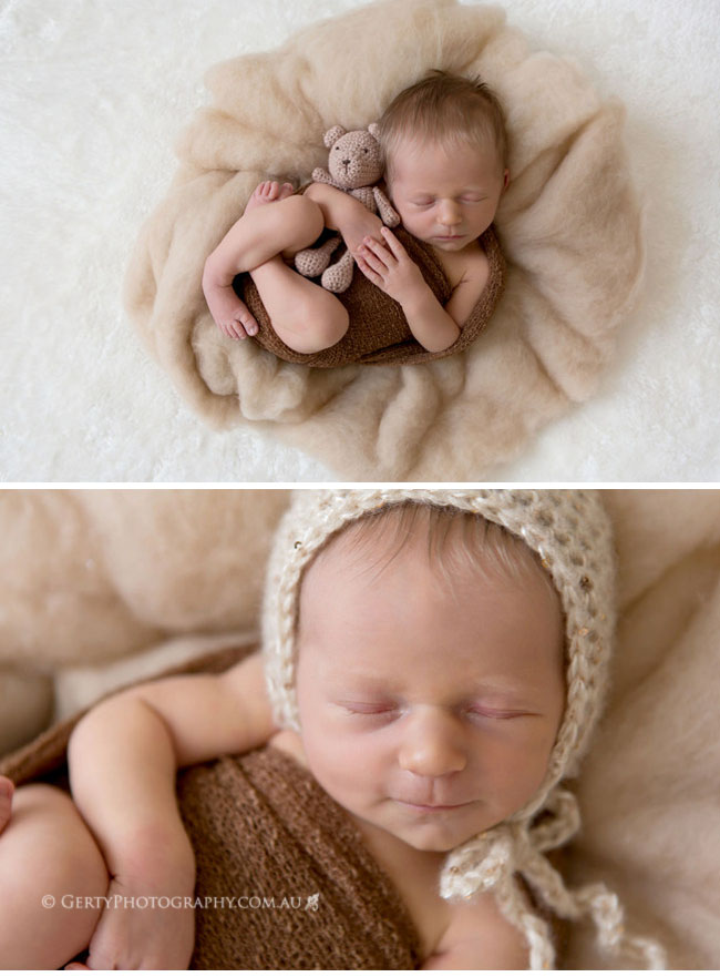 Brisbane Newborn Photography Studio