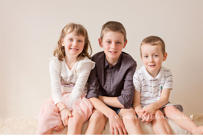 Sibling photos - Brisbane Family Photographer