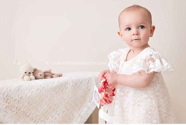Beautiful handmade Christening gown