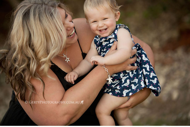 beautiful mother and daughter photography