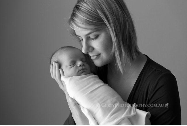Newborn photography South Brisbane 11