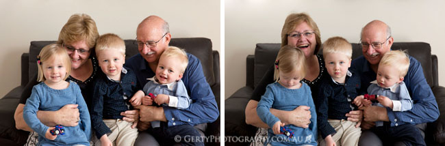 grandparents and grandchildren photos brisbane