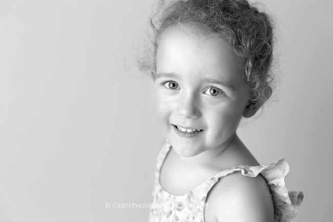 beautiful children's portraits