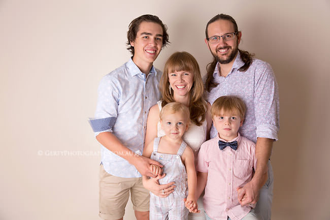 studio family photos brisbane