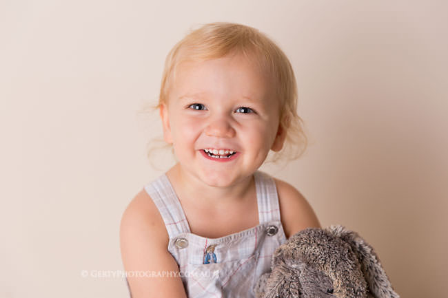 toddler boy studio photo