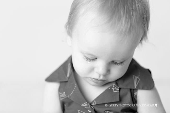 baby photos eyelashes brisbane