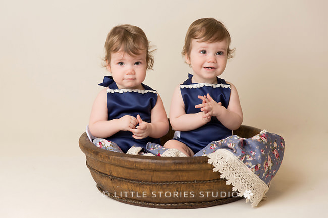 brisbane baby photographer twins