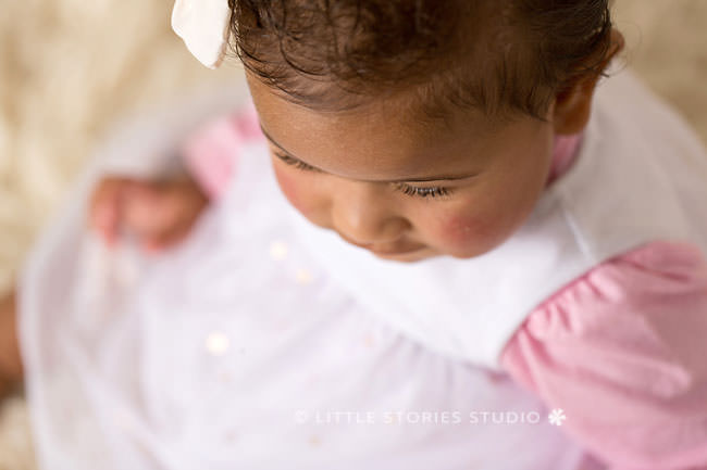 sweet baby girl brisbane photographer
