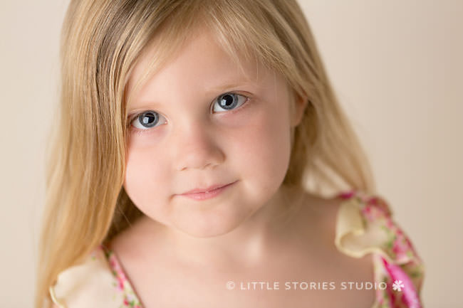 gorgeous close up brisbane kids photographer