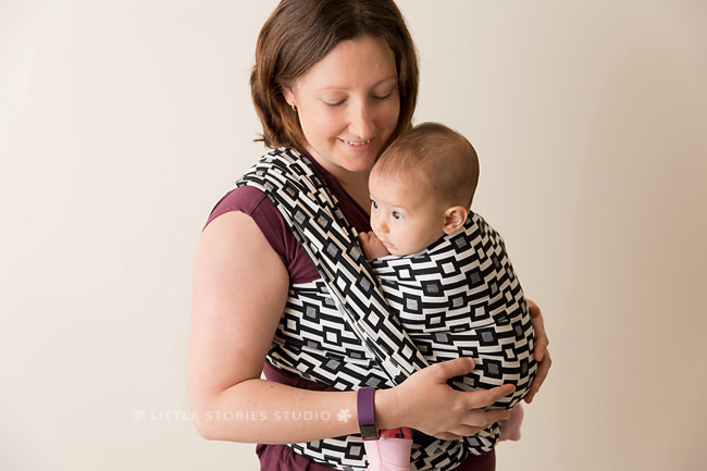 babywearing tips brisbane
