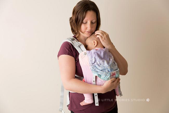 help with babywearing
