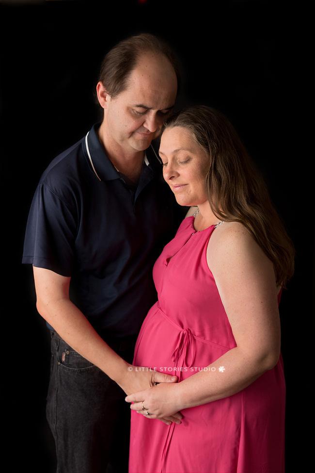 maternity & newborn portrait experience