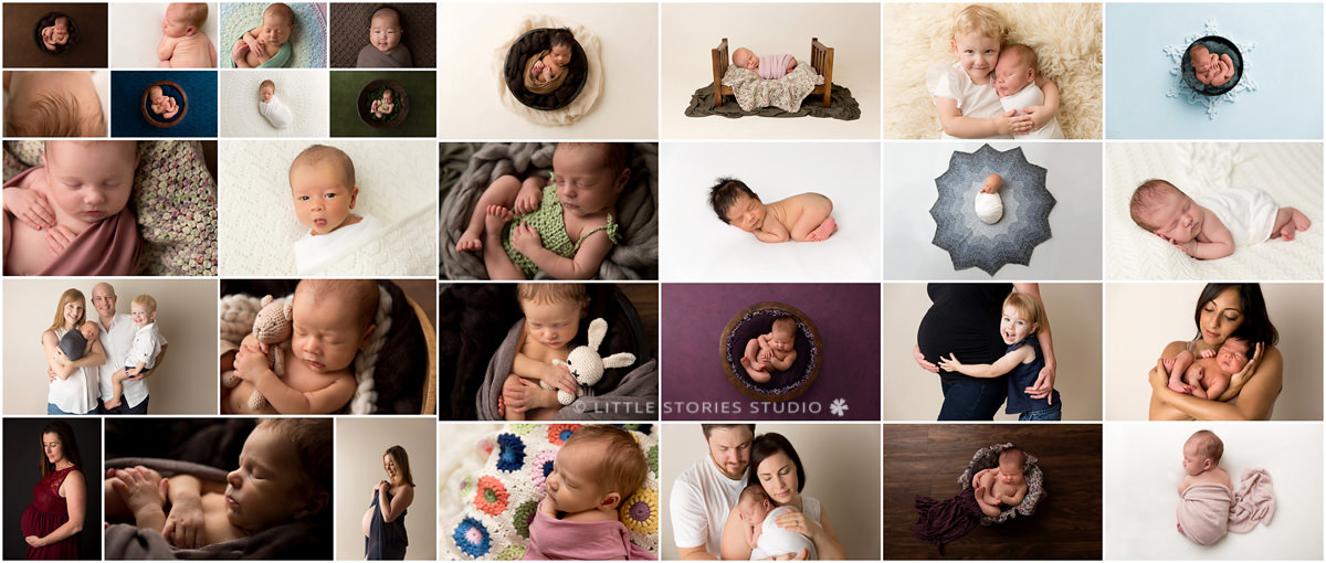 brisbane newborn photographer session price information