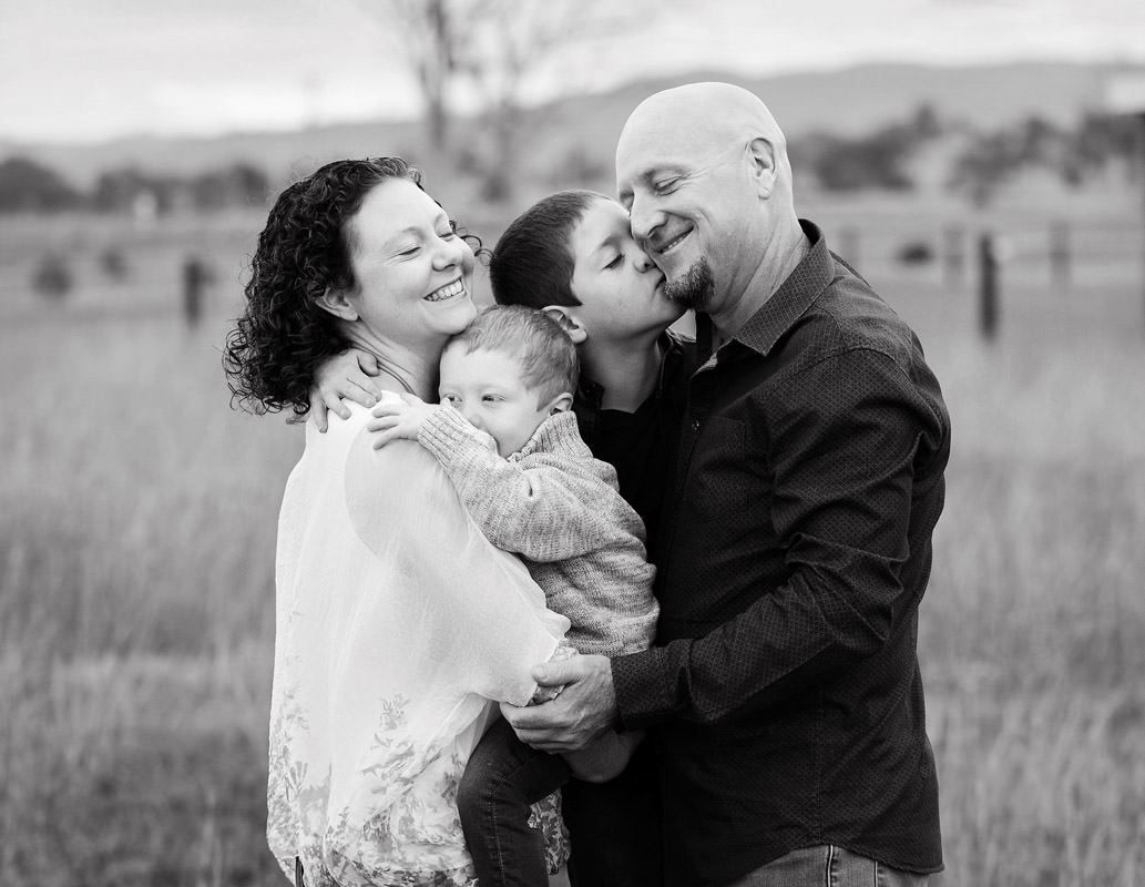 newborn Family photographer Brisbane