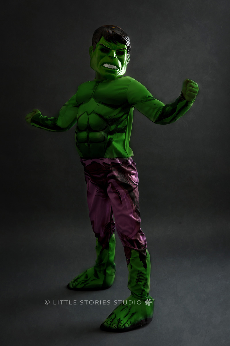 brisbane kids superhero photos hulk