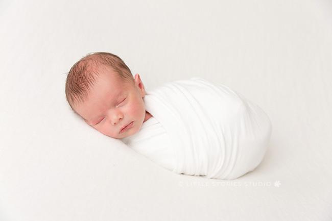 pure white newborn photography brisbane
