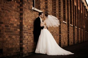 Toowoomba Urban Wedding Photography