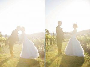 Albert River Wines Wedding
