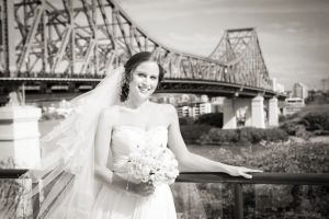City Bridge Wedding