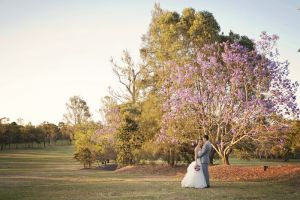 Golf Course Photography Wedding