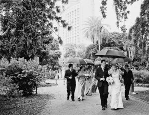 City Botanic Wedding Photographer