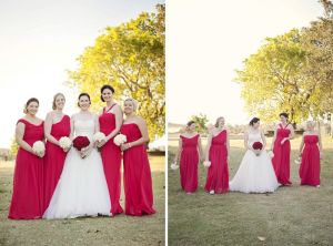Bride & Bridesmaids Photography
