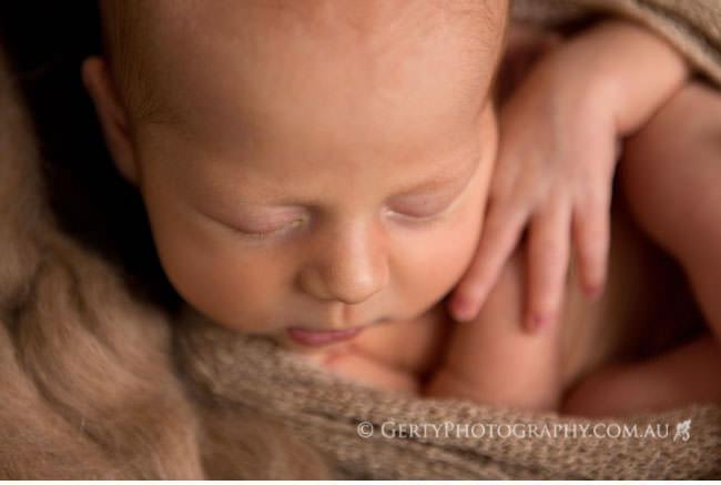 brisbane southside newborn photography